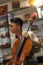 TzeShui Ip | Cello teacher