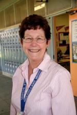 JoAnn McKenna | English and History teacher