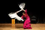 Paola Santa Cruz | Flamenco Dance teacher