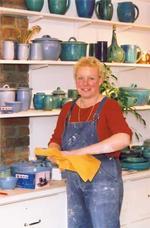 Janine Mannion-Jones | ceramics teacher