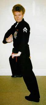 Jaki McVicar | American Kenpo Karate instructor