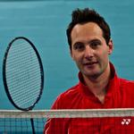 John Webb | Badminton coaching teacher