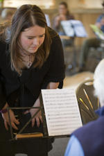 Laura Cannell | Recorder tutor