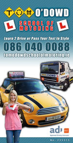 Tom O Dowd | driving lessons instructor