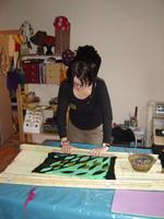 Marietta Alker | creative textiles tutor