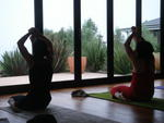 katharine lawrence   Ashtanga yoga teacher