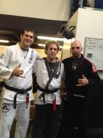 luc lamude | Brazilian Jiu Jitsu (BJJ) teacher