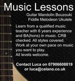Luca  Celano | Music teacher