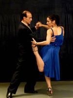 Paula Duarte | Argentine tango class teacher