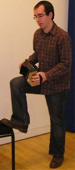 pip ives   melodeon teacher