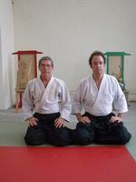 guy gardner | aikido sensei