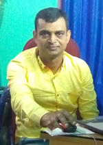 Srinivas Mishra   Mathematics teacher