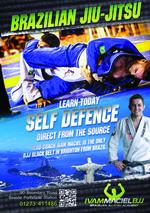 Ivam Maciel | BJJ Brazilian Jiu Jitsu instructor