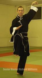 Richard Williams | Martial Arts Senior Master teacher