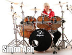 Simon Ash | drum teacher