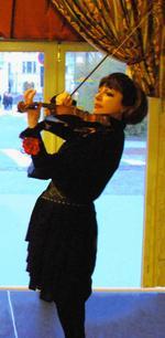 Svetlana Orlova   violin lessons teacher