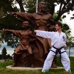 James Kessler | Taekwon-do ITF instructor