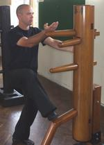 Tom Collingridge | Wing Chun Kung Fu teacher