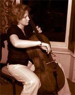 Tori   Rushton | Cello teacher