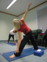 Rowena Richmond | yoga teacher