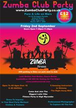 Zumba Club Party in High Wycombe |