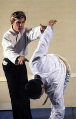 Huw Collingbourne | aikido teacher