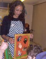 laurie clarke | Art and Design workshop leader
