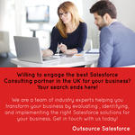 Outsource Salesforce |