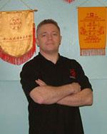 William Davidson | Wing Chun Kung Fu & Self Defence teacher
