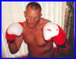 GARRY HICKMAN | Kickboxing instructor