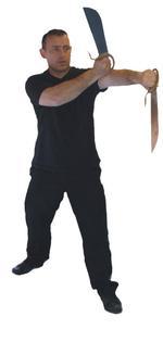 Chris  Thompson | Wing Chun or Ving Tsun teacher