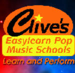 Clive's Easylearn Rock & Pop Schools - Sidcup & Chislehurst | Guitar Keyboards Drums Bass teacher