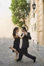 Latin Dance Connection   Argentine Tango teacher