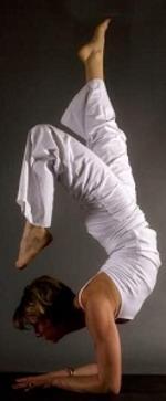 Emma Spencer-Goodier   yoga teacher