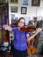 Fiona Mckinley | Violin teacher