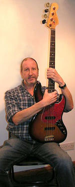 Geoff Hunt | Bass Guitar tutor