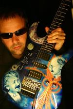 Mark Lewney | Guitar Physics & String Theory lecturer