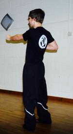 Lewis Heatlie | Wing Tsjun instructor
