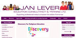 Jan Lever Education Consultancy & Training |