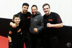 Jon Quintanilla Del Mar | Keysi Martial Art Seminars student who teaches