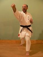 Damian  Howden | Karate and Reality-Based Self Defence sensei