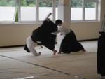 Samantha Remington-Jones | Womens Only Aikido teacher