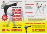 Lancaster Kentai Karate  