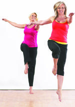 Exercise Movement and Dance Partnership  