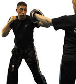 Lee Jones | Kickboxing instructor