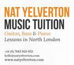 Nat Yelverton | Music teacher