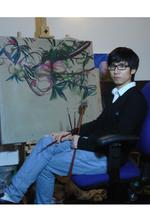 Sunny (teacher)  Makio (assistant) | Fine Art Painting+ Drawing+ Oil Painting+ Art History teacher
