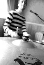 Martin Roscoe | Drums and Percussion tutor