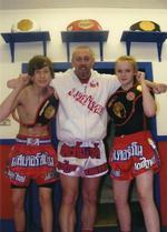 MSA Widnes Muay  Thai Studio | Thai Boxing instructor