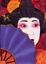 Katie Chaplin   Japanese Crafts & Kimono tutor